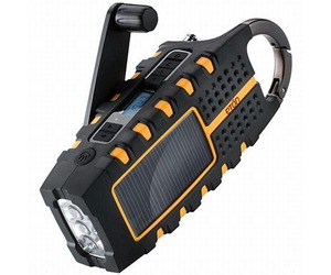 Scorpion Multipurpose Emergency Radio from Etón