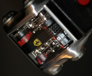 Scuderia Ferrari One Watch By Cabestan