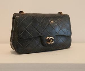 Sculpted Chanel Bags & Bipolaroids