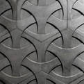 Sculptural Concrete Tiles