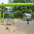 Sculptural Playground in Schulberg, Germany by ANNABAU