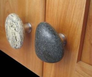 Sea Stones Cabinet Knobs