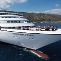 Seabourn's Newest Ship Hits the Seas