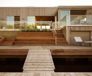 Seadrift Residence, A Sustainable Home from San Fransisco