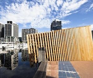 Sealight Pavilion in Australia