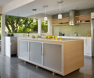 Seattle Kitchen by Bjarko|Serra Architects