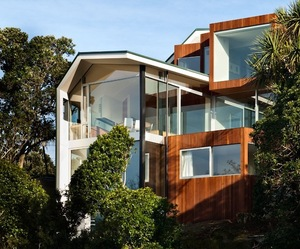 Seaview Home by Parsonson Architects