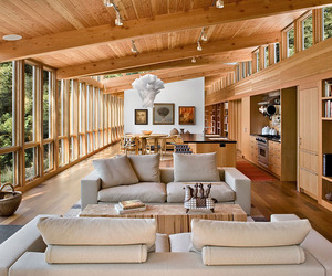 Sebastopol Residence by Turnbull Griffin Haesloop