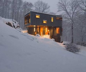 Secluded Cottage Home by Method Design