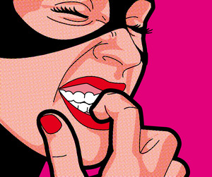 Secret Hero Life by Greg Guillemin