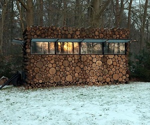 Secret Shed by Piet Hein Eek