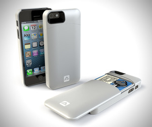 Secret Storage iPhone Case by Holda