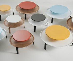 SECRETO coffee table by Lorenz • Kaz