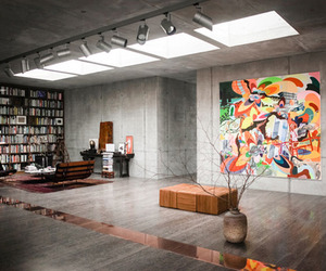See Inside the 'Artistic Fortress' Home to Art Collectors