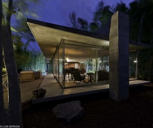 Seed House in Jiutepec, Mexico by T3arc