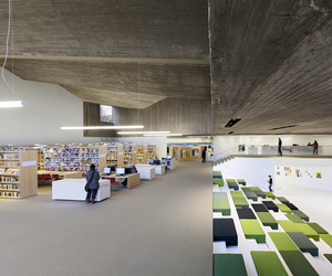 Seinäjoki City Library Expansion