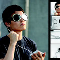 Self-Energy Converting Sunglasses