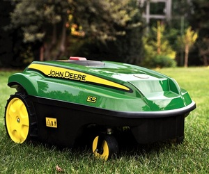 Self Powered Lawn Mower by John Deere