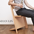 Semi chair by MinHan LIN