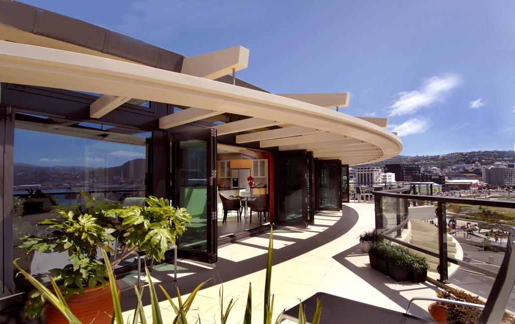 Semple House Penthouse Wellington Nz