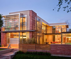 Sensational modern home at Cherry Creek