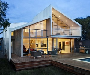 Sensational Renovation of The Blurred House