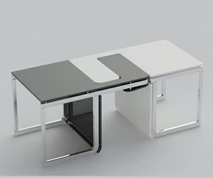Sensei - Chairs That Convert into Tables