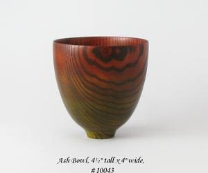 Sensual Wooden Bowl