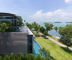 Sentosa Cove House | WOW Architecture