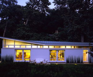 Serene Art Studio by FINNE Architects