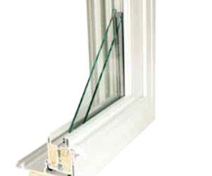Serious Windows with fiberglass frames, high R-value