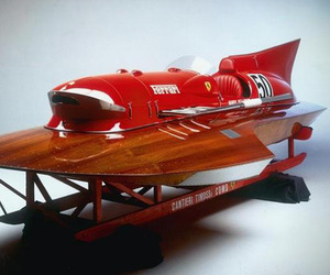 Seven Figure Ferrari Hydroplane from 1953