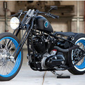 Seventy Three Harley Ironhead by DP Customs