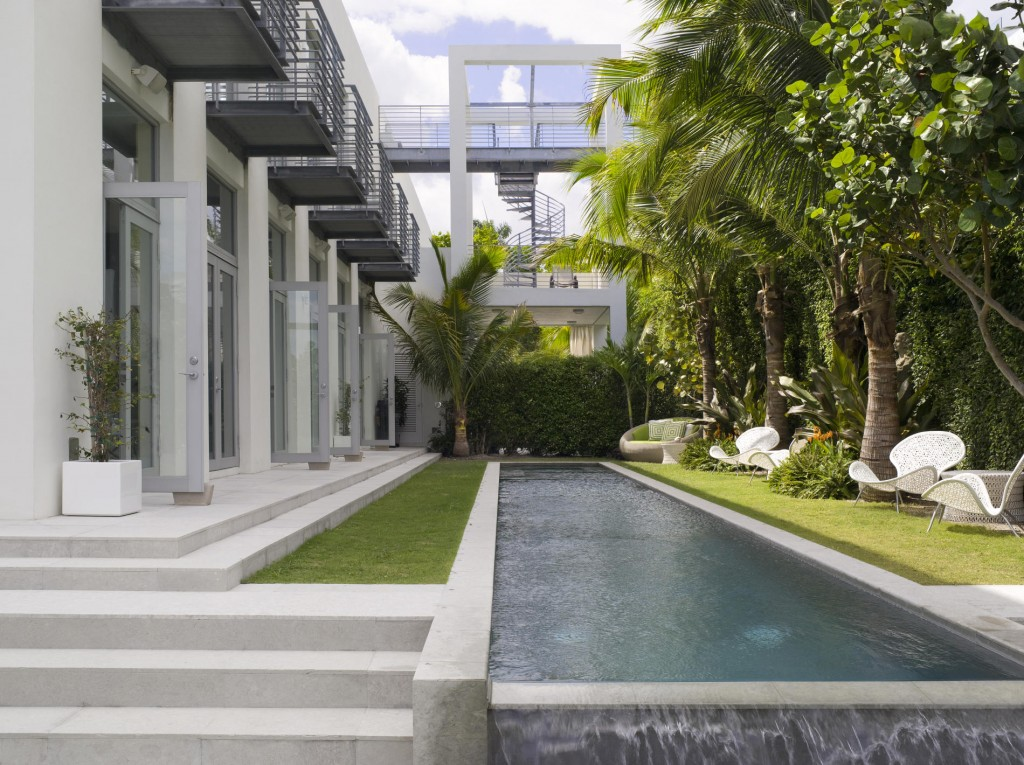 Sexy Miami Modern Villa Nirvana By Brown Davis Interiors
