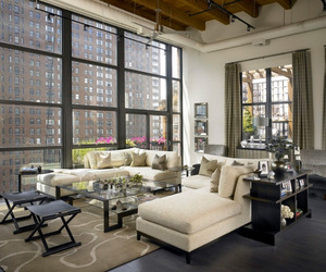 Chicago Urban Loft with Skyline Views by jamesthomas
