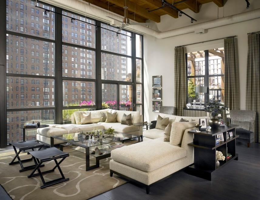 Chicago Urban Loft With Skyline Views By Jamesthomas