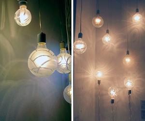 Shadow Bulbs by Melissa Borrell