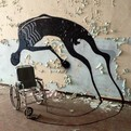 Shadows Come Alive in Psychiatric Hospital