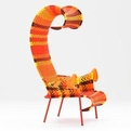 Shadowy Lounge Chair designed by Tord-Boontje