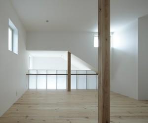 Shakujii Y House by Ikeda Yukie Architects