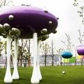 Shanghai Park Pavilion by Enrico Taranta