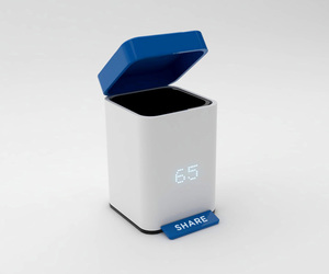 Share/Trash Can by Burak Kaynak
