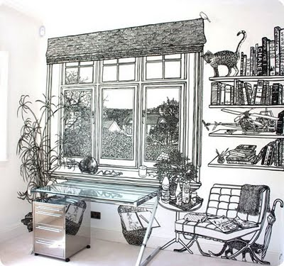 sharpie wall astonishing murals gigantic wall sized mural illustrated with a mere sharpie