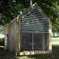 sheds for living