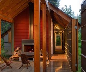 Sheldon Cabin by Bohlin Cywinski Jackson