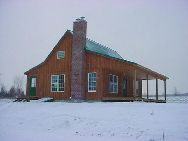 cabin plan designs