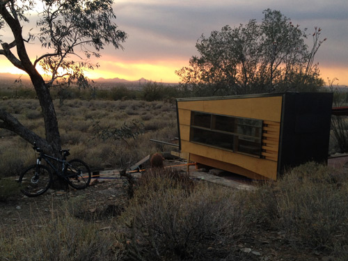 Shelters At Taliesin West The Build Blog