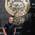 Shepard Fairey Does NYC