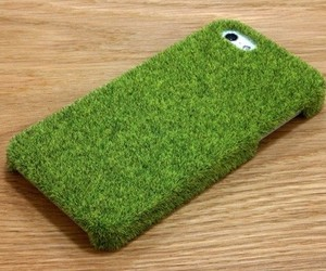Shibaful iPhone Lush Lawn Case