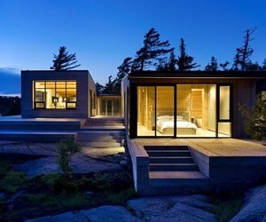 Shift Cottage by superkul inc | architect